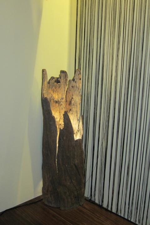 漂流木作品